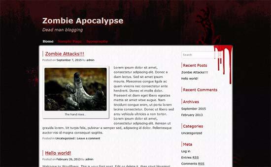 Zombie Apoclypse