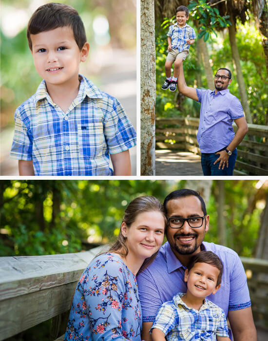 Syed Balkhi Family Photo 2018