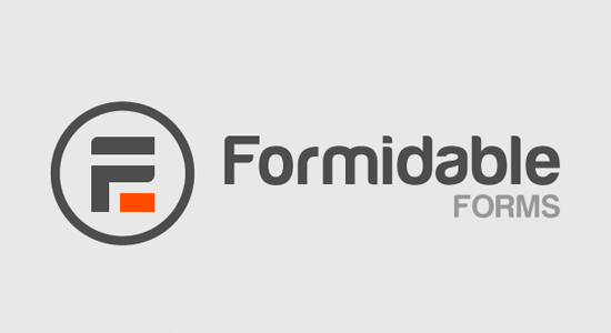 Formidable Forms Geavanceerde WordPress-formulierplug-in