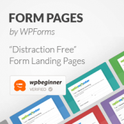 Form Pages by WPForms – Google Forms Alternative for WordPress