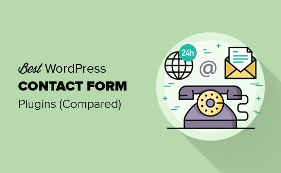 En İyi WordPress İletişim Formu Eklentileri