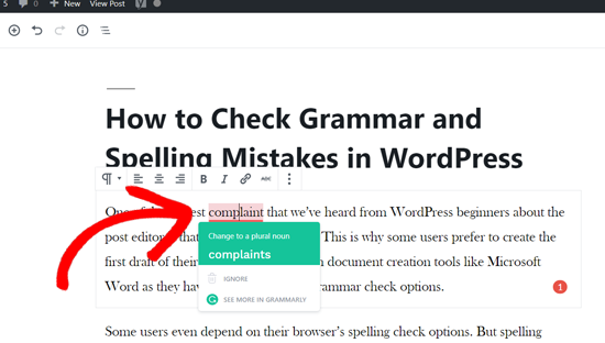 Grammarly French