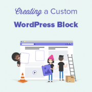 How to Create a Custom Gutenberg Block in WordPress (Easy Way)