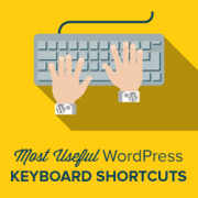 85+ Most Useful Time Saving WordPress Keyboard Shortcuts