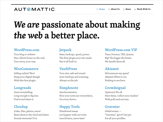Automattic Most Successful WordPress Company