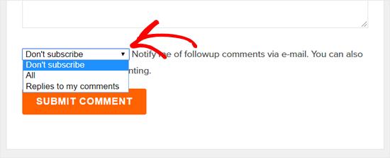 Abonnez-vous aux commentaires sur   Blog