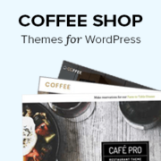 21 Best Coffee Shop Themes for WordPress (2020)