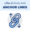 How to Easily Add Anchor Links in WordPress (Step by Step)