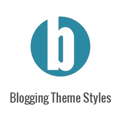 Get 50% off Blogging Theme Styles
