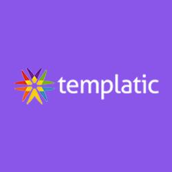 Get 40% off Templatic