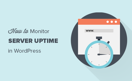 Monitoring your WordPress server uptime