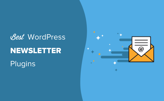Best WordPress newsletter plugins (easy to use)