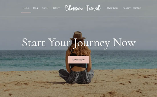 Blossom Travel
