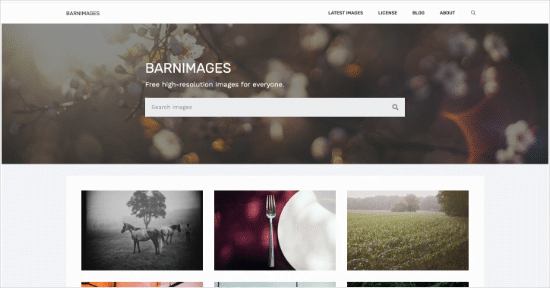 Barn Images