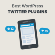 7 Best Twitter Plugins for WordPress in 2021 (Compared)