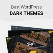 21 Best Dark WordPress Themes (Free Included)