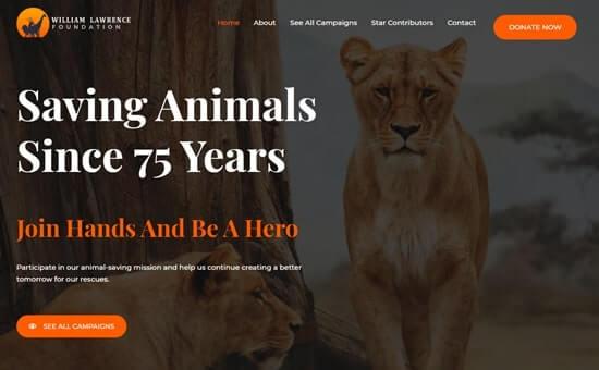 Astra - Animal Welfare